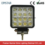 Het e-TEKEN 48W 4inch LEIDENE Epistar Licht van het Werk voor Aanhangwagen (GT1015-48W)