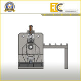 Máquina de rolamento cilíndrica da placa da cubeta do metal por uma operação de Woker