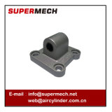 Singolo montaggio della lega di alluminio dell'orecchino Ca per il cilindro standard di ISO15552 Pneuamtic