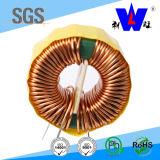 Toroidal Energien-Drosselklappen-Ring, Drosselklappen-Drosselspule