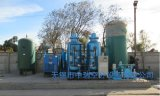 Generador del oxígeno para el tratamiento de aguas residuales