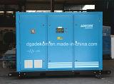 Compressor de ar energy-saving estacionário do Gêmeo-Parafuso VSD (KF185L-4 INV)