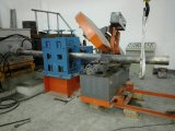 Fondation pour plaque de cuivre 750kg
