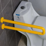 Ss304 & barras plásticas de nylon da vestidura do toalete do banheiro para enfermos