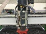 Máquina de madera del CNC del Atc del eje de rotación de la refrigeración por aire del grabado 9kw Hsd del corte de la talla de la alta precisión 1325