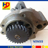 Bomba de petróleo das peças de motor Diesel Nt855 da máquina escavadora PC400-1 (3821572)