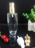 100ml de garrafa de vidro perfume de alto grau, garrafa de vidro emulsão