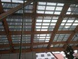 vidro de construção isolado/laminado de 3-19mm moderados para a parede de cortina