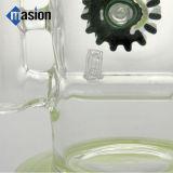 緑のインラインギヤ(AY 017)が付いているガラス水バブラー