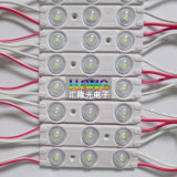 Injeção impermeável Moduel do diodo emissor de luz 2835 com lente