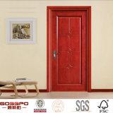 Il comitato di mogano dell'impiallacciatura del MDF che intaglia la parte anteriore di legno entra nel portello (GSP8-017)