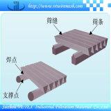 Resistencia al desgaste y a la corrosión del acoplamiento de la pantalla del mineral