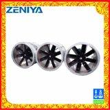 Ventilateur axial à faible bruit de ventilateur de déflecteur industriel