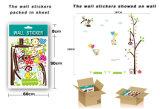 주문 나무 이동할 수 있는 가정 장식 벽 스티커