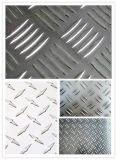Aluminiumantistab der beleg-Platten-fünf für Fußboden