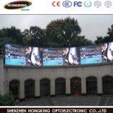 Étalage d'écran de location de publicité polychrome extérieur de P6 SMD DEL