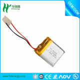 通信システムシンセン電池3.7V 150mAh 300mAh Lipoの無線用蓄電池