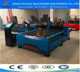 Автомат для резки плазмы плиты HVAC CNC нержавеющий