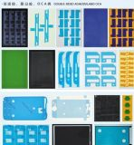 Juntas aprobadas del teléfono celular del CE que cortan estaciones de la máquina con tintas 10