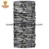 Promotional Polyester Proteção UV Tube&#160 sem emenda de Microfiber; Bandana