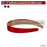 Artigos relativos à promoção para a tecelagem do cabelo do Headband do presente do Natal (P3043)