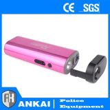 Zelf - de Navulbare defensie USB overweldigt van de LEIDENE van het Kanon het Roze Functies van het Flitslicht