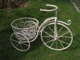 금속 자전거 재배자 남비 홀더