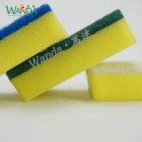 3 Différence d'utilisation Set Scouring Sponge Scourer for Homehold Cleaning