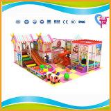 Kleurrijke Aangetrokken Kleine Binnen Zachte Speelplaats voor Kinderen (a-12317)