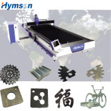 Лазер волокна автомата для резки 1000W лазера металла CNC