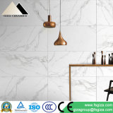 Плитка фарфора строительного материала Polished, плитка Carrara белая мраморный, плитка пола inkjet 3D (CK60602)
