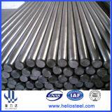 barra redonda de aço estirada a frio de 1020/A36/Ss400 Soild