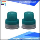 24/410 [بّ] زرقاء بلاستيكيّة أسطوانة أعلى غطاء لأنّ مستحضر تجميل زجاجة