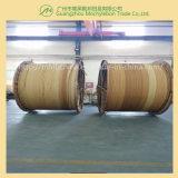 Le fil d'acier a tressé le boyau hydraulique couvert par caoutchouc renforcé (SAE100 R1-1/2)