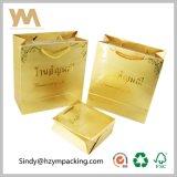 Kundenspezifischer fördernder Papierwein-Beutel