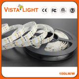 Iluminación de tira de IP20 DC24V SMD 2835 RGB LED para los cines