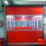 Portas rolantes rápidas automáticas de elevação vertical automática