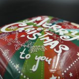 Heißer Verkaufs-kundengerechter Verpackungs-Zinn-Kasten (S001-V7)