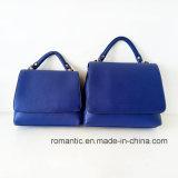 Sacchetto di mano di cuoio all'ingrosso della signora Handbags Brand Designer Women dell'unità di elaborazione (NMDK-032702)