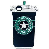 Starbuck Coffee Cup Shape Creative Housse en silicone pour tablette