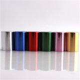bernsteinfarbige leere Rolle des Duftstoff-10ml auf Glasflasche mit rostfreier Rollen-Kugel