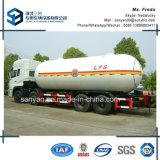 carro del tanque del transporte de 15t FAW 320HP LPG