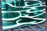 Farbe angestrichene Fassade Glas mit Bescheinigung Cer-Australien-SGCC