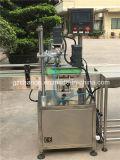 Máquina que capsula de la botella auto para la botella detergente de la crema de la loción del gel de la mano del champú