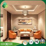 De hoge Eind Aangepaste Chinese Leverancier van het Meubilair van de Slaapkamer van de Flat van het Hotel