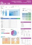 Analizador de composición de la escala de las grasas de cuerpo profesional
