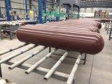 Tanque de gás de argônio de aço inoxidável de alta pressão 40L China Fabricante profissional