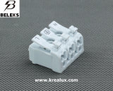Beleks Vde-UL-anerkannter Nylonkabel-Verbinder (P02-D3)