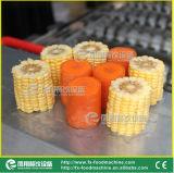 Máquina de corte en cuadritos de la zanahoria Mc-365 del atajo de la máquina del maíz del cubo de la zanahoria automática del cortador