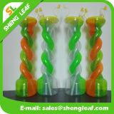 Bouteille potable en plastique mignonne pour le jus et la boisson